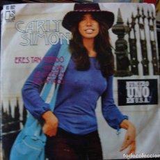 Discos de vinilo: CARLY SIMON. Lote 109565527