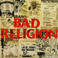 Discos de vinilo: BAD RELIGION -ALL AGES. Lote 109574283