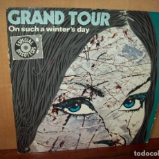 Discos de vinilo: GRAND TOUR - ON SUCH A WINTER'S DAY - LP. Lote 109595175