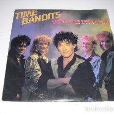 Discos de vinilo: TIME BANDITS WE'LL BE DANCING. Lote 109595615