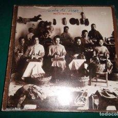Discos de vinilo: MARIA DEL MAR BONET, SABA DE TERRER. ARIOLA 1979. Lote 109624383