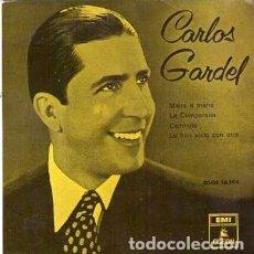 Discos de vinilo: DISCOS (CARLOS GARDEL) . Lote 109639651