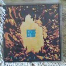 Discos de vinilo: SINGLE EMF. THEY 'RE HERE - PHANTASMAGORIC. PARLOPHONE 1982. COMO NUEVO. Lote 109642423