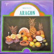 Discos de vinilo: ORQUESTA ARAGÓN. Lote 30131972