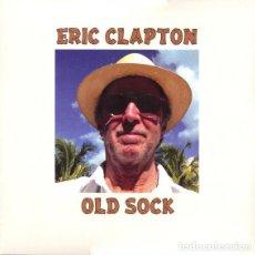 Discos de vinilo: ERIC CLAPTON OLD SOCK 2 LP´S NUEVO PRECINTADO. Lote 109658671