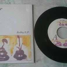 Discos de vinilo: VENUS PETER: BOBBY E.P. (ELEFANT 1994). Lote 109698811