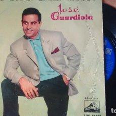 Discos de vinilo: E P (VINILO) DE JOSE GUARDIOLA AÑOS 60. Lote 109718967