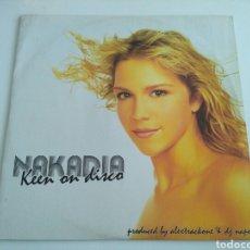Discos de vinilo: NAKADIA - KEEN ON DISCO. Lote 109720967