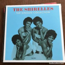 Discos de vinilo: SHIRELLES - THE SINGLES COLLECTION - LP NOT NOW 2015 NUEVO. Lote 109753023