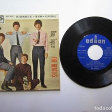 Discos de vinilo: THE BEATLES. DAY TRIPPER WE CAN WORK IT OUT +2 ODEON DSOE 16685 B-1313 1966. Lote 109763595