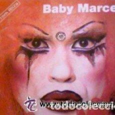 Discos de vinilo: BABY MARCELO - LA HORMONA DELL' AMORE - MAXI-SINGLE ITALY 2000 . Lote 109781963