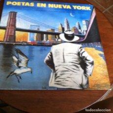 Discos de vinilo: POETA EN NUEVA YORK. Lote 109790067