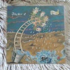 Discos de vinilo: SINGLE FISCHER-Z -SAY NO - PSYCHOJAZZ SHUFFLE. ARIOLA 1989. PERFECTO ESTADO. Lote 109839911