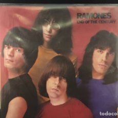 Discos de vinilo: RAMONES - END OF THE CENTURY - LP. Lote 109840487
