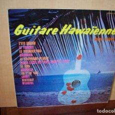 Discos de vinilo: GUITARE HAWAIENNE - MICHAEL GESINA - LP FABRICADO EN FRANCIA . Lote 109849571