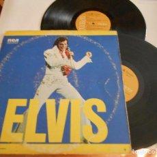 Discos de vinilo: ELVIS PRESLEY-LP DOBLE USA 1973. Lote 109859159
