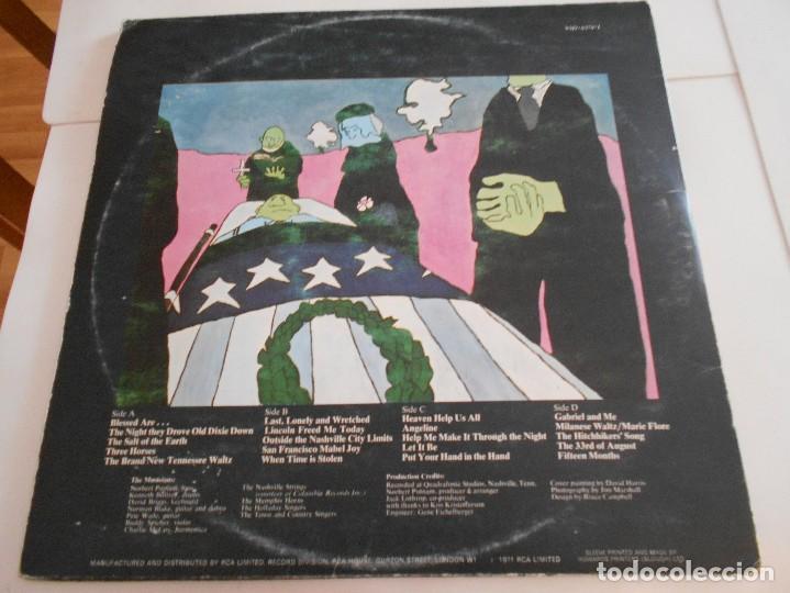 Discos de vinilo: Joan Baez ?– LP DOBLE Blessed Are-PORT.ABIERTA-1972 - Foto 3 - 176219418