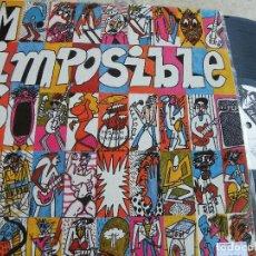 Discos de vinilo: MISION IMPOSIBLE -LP 1986 -BUEN ESTADO. Lote 109877303
