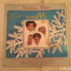 Discos de vinilo: DISCO VINILO BONEY M. CHRISTMAS ALBUM. Lote 109877911