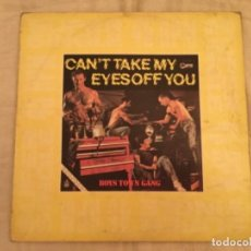 Discos de vinilo: DISCO VINILO BOYS TOWN GANG. CAN'T TAKE MY EYES OFF YOU. Lote 109879931