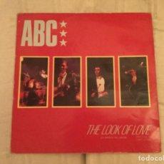 Discos de vinilo: DISCO VINILO ABC. THE LOOK OF LOVE. Lote 109880891