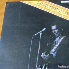 Discos de vinilo: LIGHTNIN' SLIM - HIGH AND LOW DOWN - LONDON GUMBO (DOBLE) EN PERFECTO ESTADO. Lote 109881915