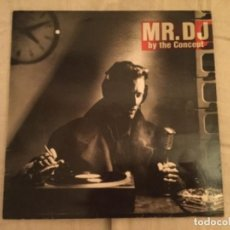 Discos de vinilo: DISCO VINILO MR. DJ BY THE CONCEPT. Lote 109883803