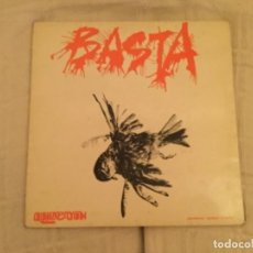 Discos de vinilo: DISCO VINILO BASTA. QUILAPAYUN. Lote 109885483
