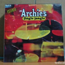 Discos de vinilo: THE ARCHIES - JINGLE JANGLE - RCA VICTOR LSP-10413 - 1970. Lote 109901099
