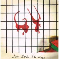 Discos de vinilo: JON KOLDO LARRAÑAGA - LP 1977 - ED. FRANCIA. Lote 109918251