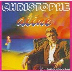 Discos de vinilo: CHRISTOPHE - ALINE - LP FRANCE 1979 . Lote 109996991