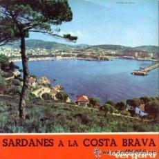 Discos de vinilo: COBLA LAIETANA -SARDANES A LA COSTA BRAVA - L'ABELLA I LA FLOR + 3 TEMAS - EP, VERGARA 1964 . Lote 109997311