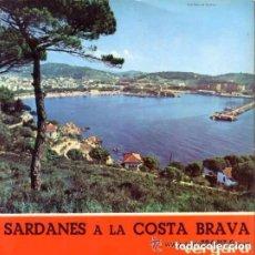 Discos de vinilo: COBLA LAIETANA -SARDANES A LA COSTA BRAVA - L'ABELLA I LA FLOR + 3 TEMAS - EP, VERGARA 1964. Lote 109997375