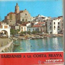 Discos de vinilo: COBLA LAIETANA - SARDANES A LA COSTA BRAVA - EL CAVALLER ENAMORAT + 3 TEMAS - EP, VERGARA 1964 . Lote 109997595