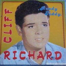 Discos de vinilo: CLIFF RICHARD,READY TEDDY. Lote 110003095