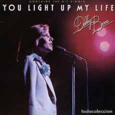 Discos de vinilo: DEBBY BOONE WITH THE BOONES - YOU LIGHT UP MY LIFE. Lote 110003239
