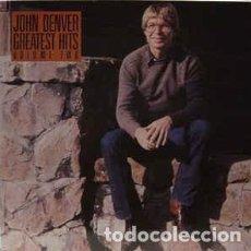 Discos de vinilo: JOHN DENVER – GREATEST HITS VOLUME TWO. Lote 110003347