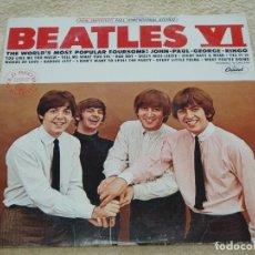 Discos de vinilo: THE BEATLES ( BEATLES VI ) USA - 1976 LP33 CAPITOL RECORDS. Lote 110018683