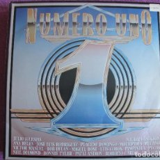 Discos de vinilo: LP - NUMERO UNO - VARIOS (DOBLE DISCO, PROMOCIONAL ESPAÑOL, CBS 1984, VER FOTO ADJUNTA). Lote 110022055