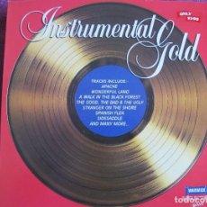 Discos de vinil: LP - INSTRUMENTAL GOLD - VARIOS (ENGLAND, WARWICK RECORDS 1986, VER FOTO ADJUNTA). Lote 110024183