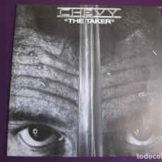 Discos de vinilo: CHEVY SG AVATAR 1981 - THE TAKER/ SHINE ON - NWOBHM - MAIDEN - SAXON - MOTORHEAD - HARD ROCK METAL. Lote 110025887