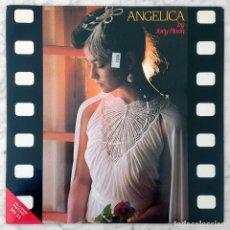 Discos de vinilo: MAXI-SINGLE - JOEY MOON - ANGELICA - HARMONY MUSIC - 1983 (ITALO-DISCO SAVAGE ROBYX). Lote 110034771