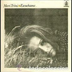 Vinyl-Schallplatten - Mari Trini - Escuchame - LP SPAIN 1971 - 110035499