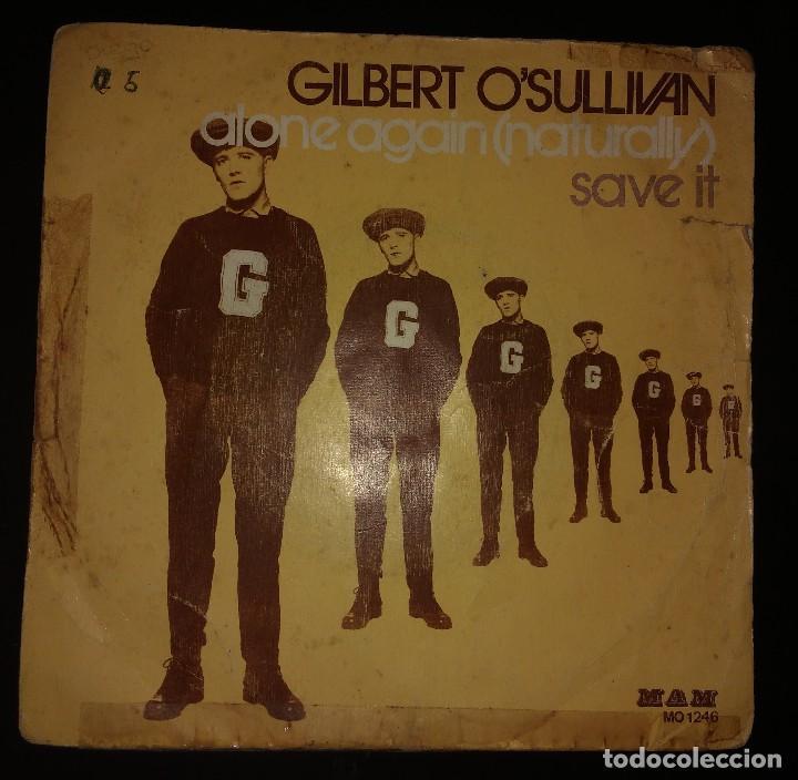 gilbert o´sullivan / alone again ( naturally) - Sold through
