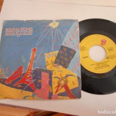 Discos de vinilo: THE ROLLING STONES-SINGLE GOING TO A GO-GO. Lote 110044895