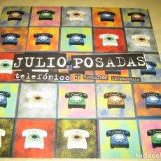 Discos de vinilo: JULIO POSADAS - . Lote 110067519