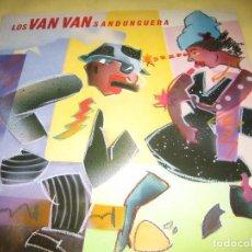 Discos de vinilo: LOS VAN VAN - ED. GERMANY 1986. Lote 110067627