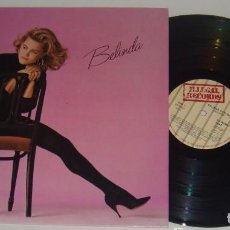 Discos de vinilo: LP - BELINDA CARLISLE - BELINDA - CARLISLE. Lote 110078751