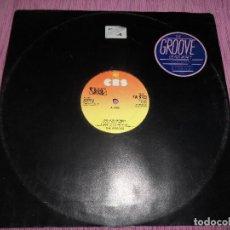 Discos de vinilo: THE GROOVE - DO FOR MONEY. Lote 112526687