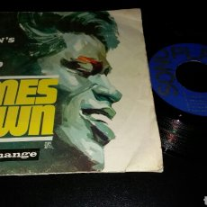 Discos de vinilo: JAMES BROWN- SINGLE- 1967. Lote 110081150
